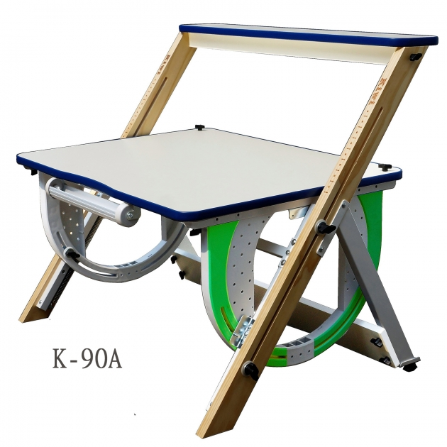 K型兒童成長書桌 2