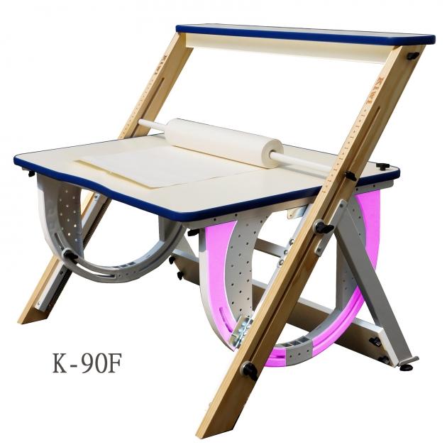 K型兒童成長書桌 3