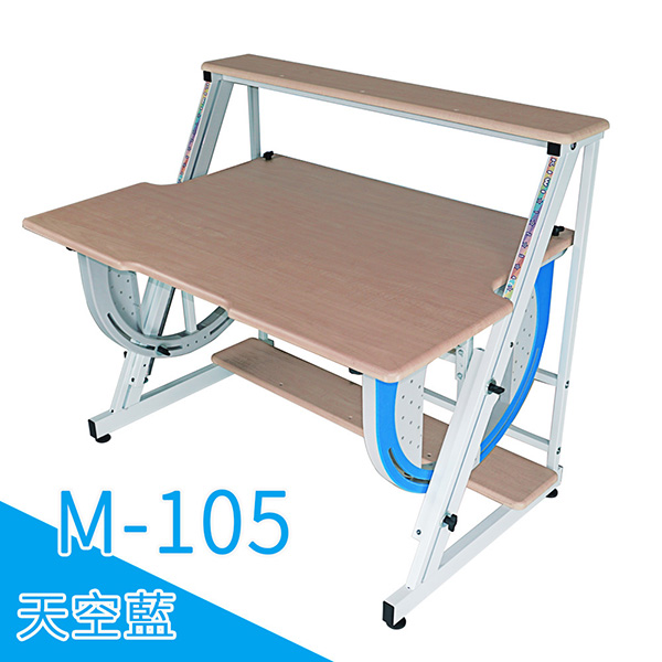 KIWI兒童成長書桌-M105 2