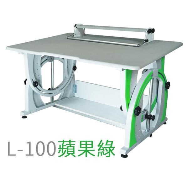KIWI兒童成長書桌-L100 2