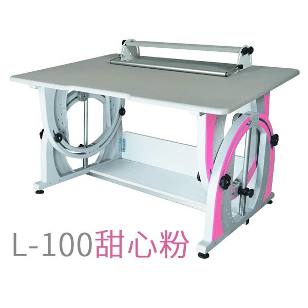 KIWI兒童成長書桌-L100 4