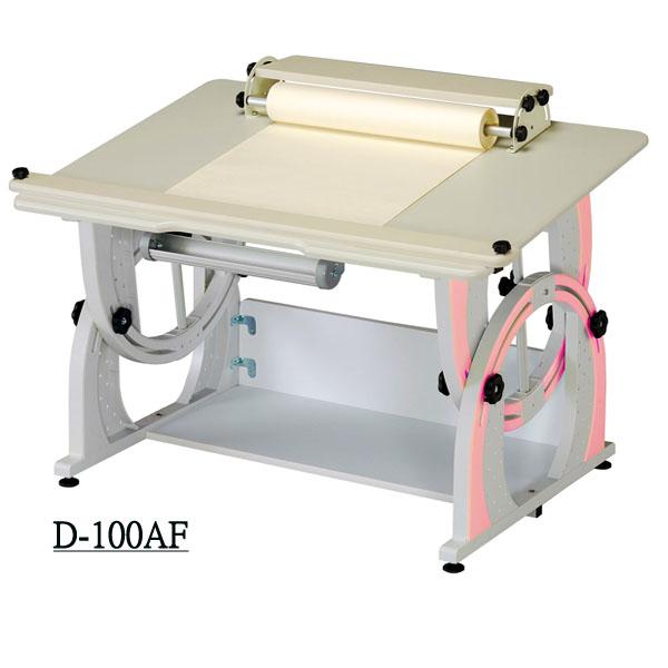 KIWI兒童成長書桌-D100 4