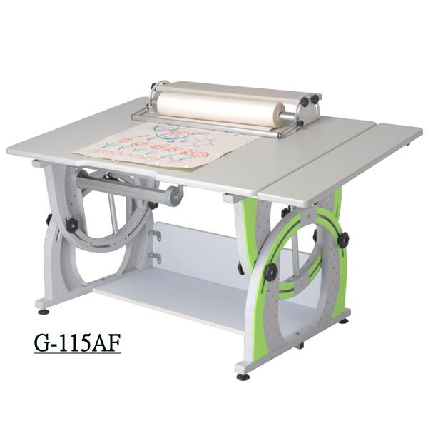 KIWI兒童成長書桌-G115 4