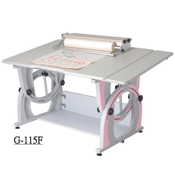 KIWI兒童成長書桌-G115 3