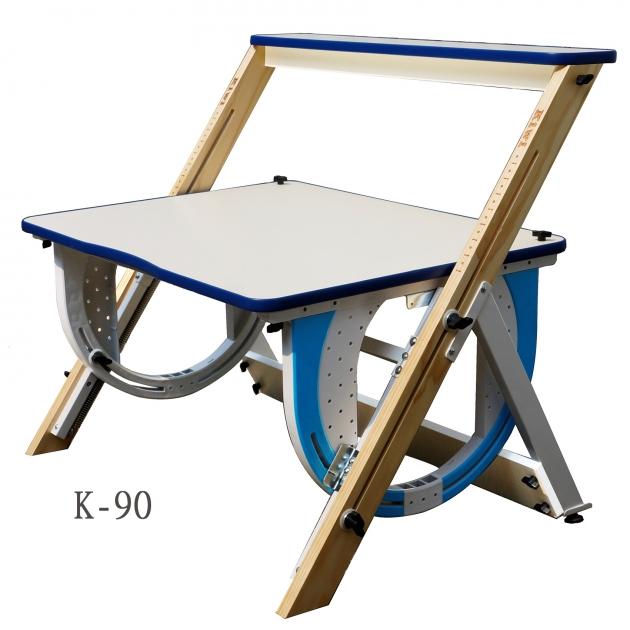 K型兒童成長書桌 1